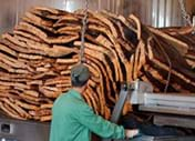 Cork Flooring - Processing