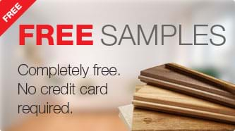 Always FREE Samples!