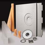 Schluter Kerdi Shower Kit