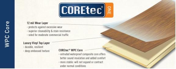 Luxury Vinyl Tile Usfloors Coretec